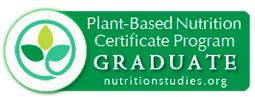 Plant Based Nutrition Badge
